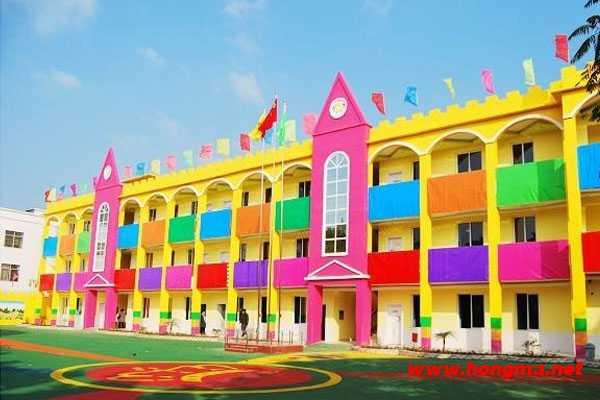 深圳市坪山新区幼儿园安防视频监控安装案例